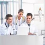 social media and doctors